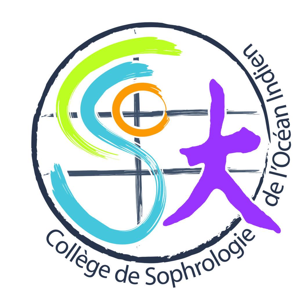 LOGO CSOI - Collège de Sophrologie de l'Océan Indien
